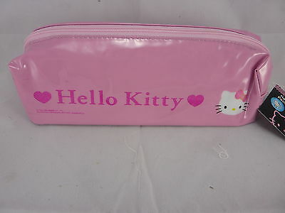 Hello Kitty Pink Pencil Case Sanrio Authentic Licensed Product