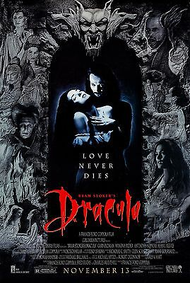 """""""DRACULA""""  .Gary Oldman.. Classic 1992 Horror Movie Poster A1A2A3A4Sizes"""