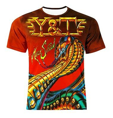 Y&T Yesterday & Today Mean Streak  t shirt all over PRINT all size