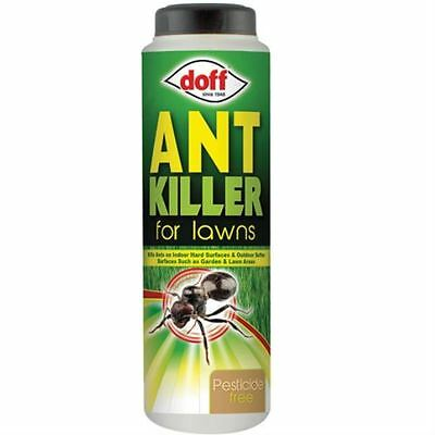 DOFF Ant Killer for Lawns 200g - Crawling Insect Ant Killer - Ant Control Powder