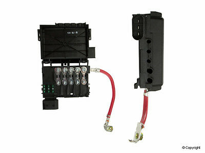 1j093 7617d new fuse box battery terminal for volkswagen golf oe supplier fuse box fits 2000 2006 volkswagen golf jetta beetle