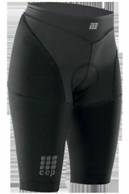 CEP Compression Women's Bike Tight Shorts Black Sz: III NEW