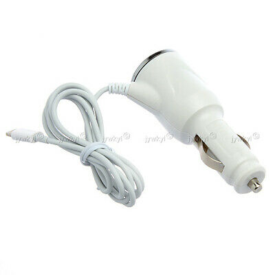 Car Lighter Power Battery Charger Adapter 12V 24V for iPhone 5 iPad Mini iPod R
