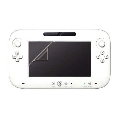 Premium Protection Film  for Touch Screen Controller Console Nintendo Wii U Game