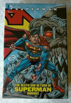 *NEW* The Death and Return of Superman Omnibus