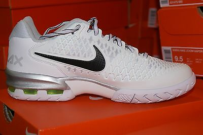 Nike Men's Air Max Cage Tennis Shoe Style 554875004