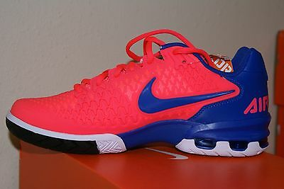 Nike Men's Air Max Cage Tennis Shoe Style 554875641