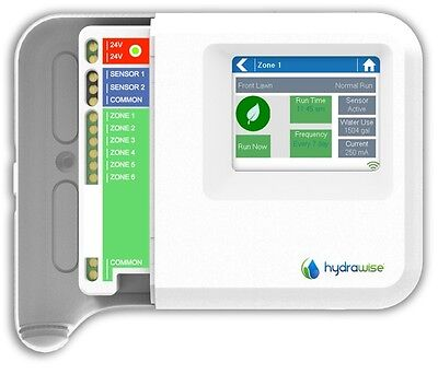 Hydrawise 6 Station WiFi Enabled Indoor Controller