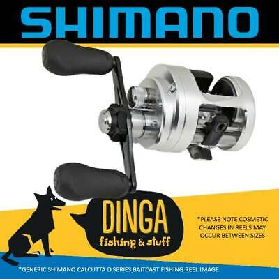 Shimano Calcutta D | 400D Baitcast Fishing Reel