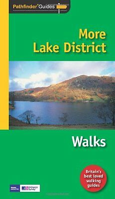 Pathfinder More Lake District: Walks (8th Revised edition),PB,Terry Marsh - NEW