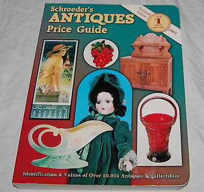 Schroeders Antiques Collectibles Price Guide Sharon Huxford 2001