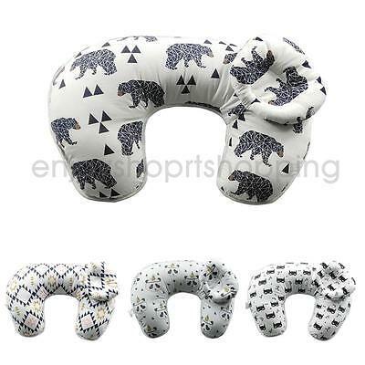 NEW 2Pcs/set BREAST FEEDING MATERN​ITY PREGNANCY NURSING PILLOW BABY SUPPORTS