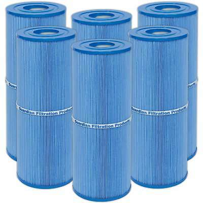 Closeout 6 Pack Spafilter Fit:unicel C-4950 Prb50-In-M Fc-2390M Antimicrobial