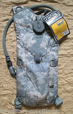 New Us Army/ussf Acu/digital Camo Camelbak Thermobak 3 Litre Hydration Backpack.