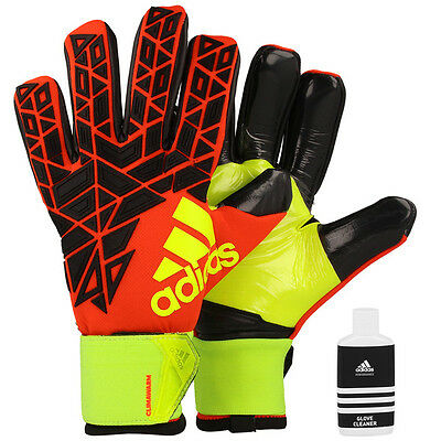 Adidas ACE Trans Climawarm Torwart Handschuhe red black AP6993 Gloves Keeper