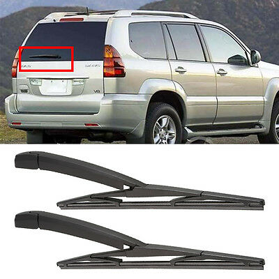 1pcs  Rear Windshield Wiper Arm with Blade Set for Lexus GX470 (2003-2009)