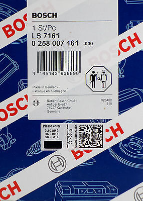 Bosch Lambdasonde 0258007161  Mercedes Benz,  Smart