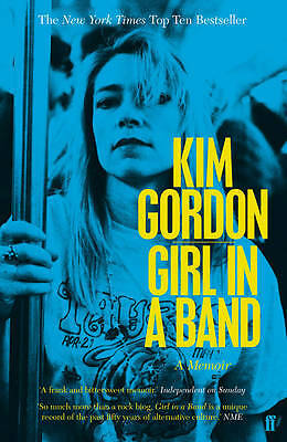 Girl in a Band, Gordon, Kim, New