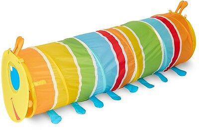 Melissa & Doug SUNNY PATCH GIDDY BUG TUNNEL Indoor/Outdoor Activity Play - New