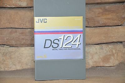 JVC Digital S  VIDEO Tape DS124 IN A LOT of QTY-10