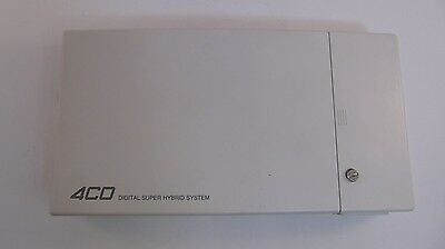 Panasonic Kx-Td180 4 Port Co Expansion Card For Kx-Td816 And Kx-Td1232