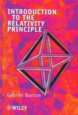 Introduction to the Relativity Principle by Gabriel Barton Hardcover Book (Engli