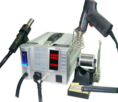 Aoyue 2702A+ All in one Digital Hot Air Rework Station