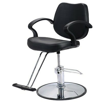 New Classic Hydraulic Barber Chair Salon Beauty Spa Hair Styling Shampoo