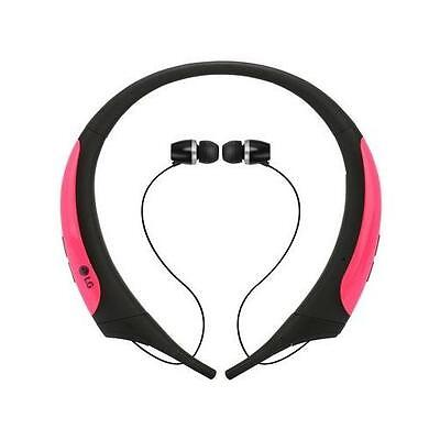LG Electronics Tone Active Premium Wireless Stereo Headset -  Pink - HBS-850