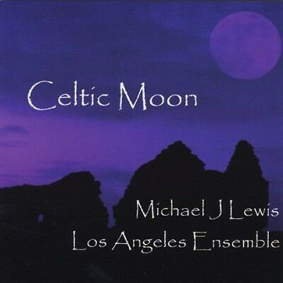 Michael J. Lewis - Celtic Moon [New CD]
