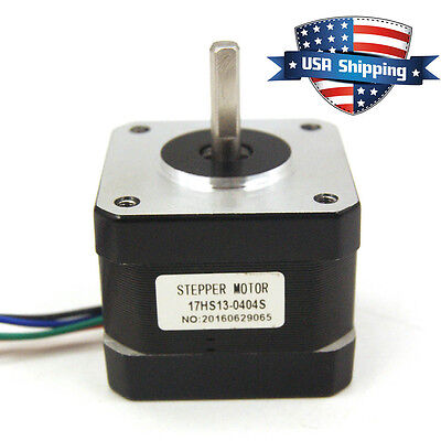 Nema 17 42mm Stepper Motor 37oz.in 12V 0.4A 3D Pinter Reprap Arduino DIY CNC