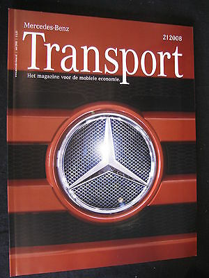Magazine Mercedes-Benz Transport Issue 2 2008 (Nederlands) (JS)
