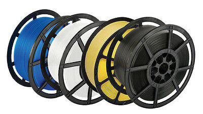 Strong Polypropylene Hand Strapping Banding Plastic Reel Multi Size & Colour