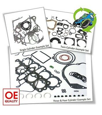 New Suzuki AN 400 K2 Burgman 02 400cc Complete Full Gasket Set