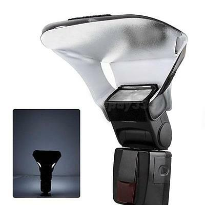 5 in 1 Flash Reflector Diffuser For Canon Nikon Yongnuo Sony Sigma Speedlight EP