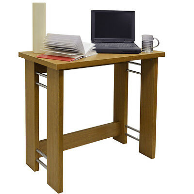 BALANCE - Office Desk Table / Computer Workstation / Dressing Table - Oak OF1205