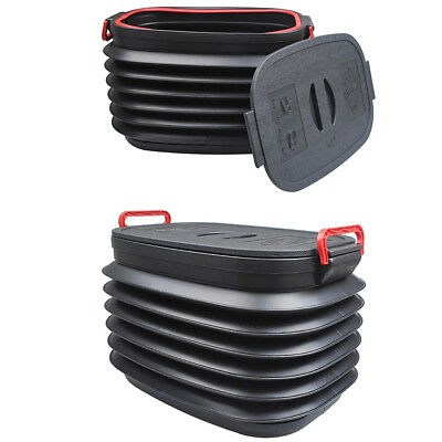Container Barrel Retractable Objects Storage Multi Use Car