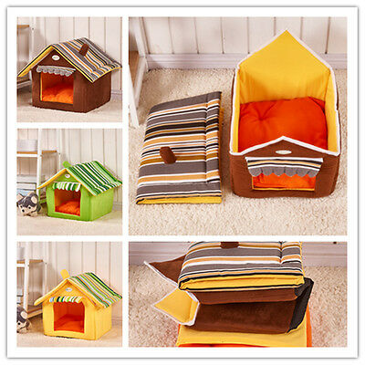 New Detachable Pet house Dog kennel cattery Soft and comfortable pet residence G