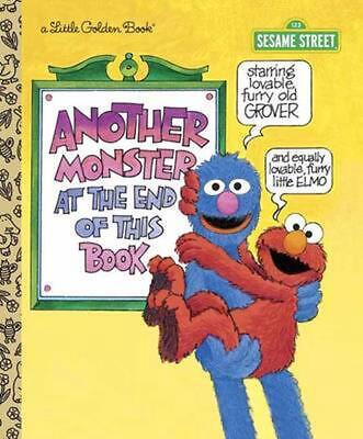 Another Monster at the End of This Book (Sesame Street) by Jon Stone (English) H