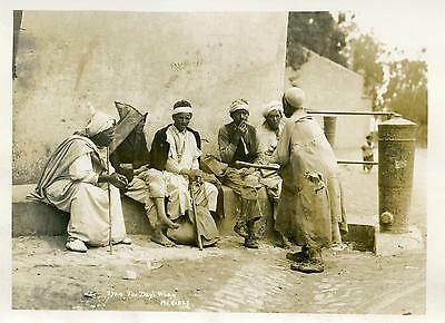 Real Photo  algiers   1  6x4 inch 1920s-30s1