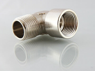 """1/2"""" Bsp Male to 1/2"""" Bsp Female Elbows Fittings 1 Off"""