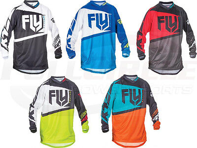 Fly Racing F-16 Jersey Adult & Youth Sizes MX/ATV/BMX/MTB 2017 Riding Gear Shirt