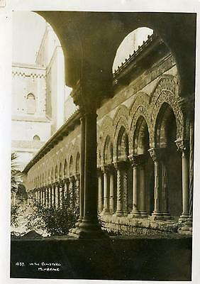 Real Photo  Italy   1  6x4 inch 1920s-30s2