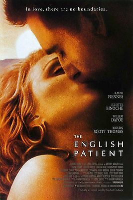 """The English Patient"".. Ralph Fiennes ...Classic Movie Poster A1A2A3A4Sizes"