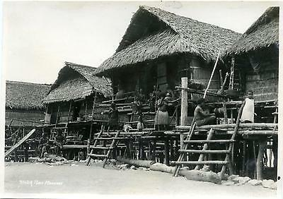 Real Photo  papua new guinea   1  6x4 inch 1920s-30s3