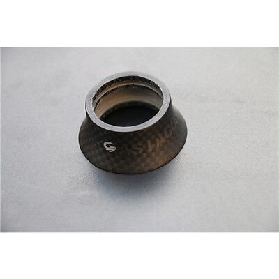 Bicycle Bike Conical Tapered Taper Stem Carbon Headset Spacer Fit 28.6mm 1-1/8''