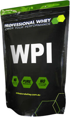 1kg Professional Whey Protein Isolate Powder WPI ORGANIC CACAO FLAVOUR