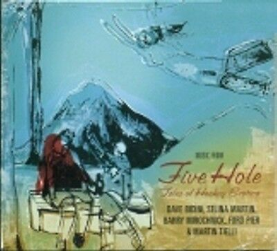 Five Hole Tales of Hockey Erotica (Rheostatics) RARE Original Canadian CD (New!)