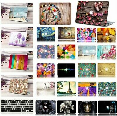 "Hard Case Rubberized Matte Keypad Cover Skin Set for Apple Macbook Pro 13""/13.3"