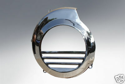 Vespa Flywheel Cowl Cowling Cover Pe Px Not Electric Start Stainless